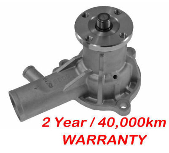 Holden 4 6 Cylinder Water Pump Wb Commodore Vh Vk