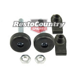 Ford Bonnet Stabiliser / Height Adjuster Kit  XA XB XC ZF ZG ZH