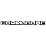 Holden -COMMODORE- Boot Decal in Black VK HDT LM5000