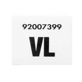 Holden Commodore VL Radiator Decal Broadcast 50031