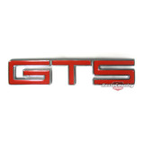 Holden Badge RED - GTS - Monaro Guard + Boot HK HT fender