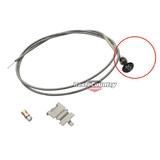 Holden Bonnet Release Cable With Round Knob +Fitting Kit LH Early LX Torana