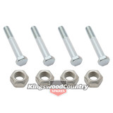 Holden Front Lower Control / Rear Trailing Arm Bolt +Nut HQ HJ HX HZ WB LH LX UC