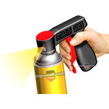 Areosole Spray Can Gun Handle Trigger Grip holder paint lubricant