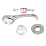 Holden Interior / Inner Chrome Door Handle x1 FE EK EJ EH HD HR