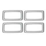 Ford Interior Door Handle Chrome Surround x4 XA XB ZF ZG Sedan Wagon inner