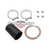 Ford Petrol Filler Neck Rubber Joiner kit XR XT XW XY fuel pipe hose