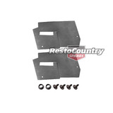 Ford Bonnet Hinge Arm Rubber Seal +Screws +Bush kit XD XE XF XG ZJ ZK
