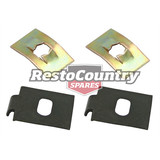 Ford Grille Badge Retainer Mounting Fitting Clips XW XY XA