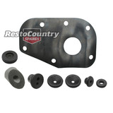 Ford Engine Bay Rubber Grommet +Seal Kit x7 XR XT XW XY plug seal firewall body