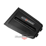 Holden Console Auto Indicator Insert Cover Kit HQ HJ HX BLACK