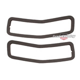Ford Taillight Gasket Set Pair XA XB XC Ute Van Wagon NEW