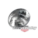 7in SEALED Headlight Hi/Low beam w/o Parker Ford XK-XT XW-XC Holden FX-HG HQ-HZ