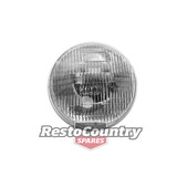 7in SEALED Headlight Hi/Low beam w/ Parker Ford XK-XT XW-XC Holden FX-HG HQ-HZ