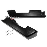 Holden HQ HJ HX HZ WB Front Door Arm Rest Armrest Sedan Wag Ute NEW x2