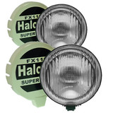 "Driving Spot Flood Lights 7"" 100w CLEAR Lens with Cover"