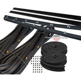 Holden Bailey Door Belt Weather Seal Strip WAGON REAR Kit HQ HJ HX HZ belt rubber