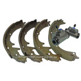 Holden HQ HJ HX HZ WB Rear Drum Brake Shoes + Cylinder