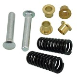 Holden HQ HJ HX HZ WB - LH LX UC Door Hinge PIN & SPRING Repair Kit