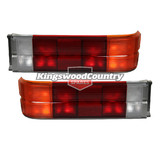 Holden VL Commodore Taillight PAIR 86-88 Sedan Executive SL