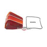Ford Taillight Lens Gasket + Moulding XW LH or RH