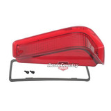 Ford Taillight Lens & Gasket XY LEFT