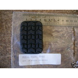 Maxda 1300 808 RX3 Brake / Clutch Pedal Pad NEW PP001