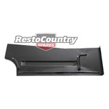 Ford Boot Floor Pan Rust Repair Panel Section XA XB XC LEFT Sedan Coupe