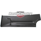 Ford Boot Floor Pan Rust Repair Panel Section XA XB XC RIGHT Sedan Coupe