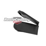 Seat Belt Top Cover Black Large Ford XK-XY-XC Holden FX-HK-HG HQ-HX HZ WB LC-UC