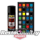 VHT High Temperature Spray Paint ENGINE ENAMEL GLOSS BLACK starter diff