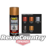 VHT High Temperature Spray Paint ENGINE METALLIC GOLD FLAKE starter diff