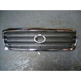 Toyota Landcruiser 100 Series Grille CHROME 2002-05