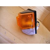 Toyota Landcruiser 70 75 series front indicator right BLACK