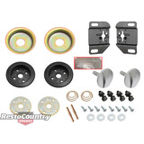 Ford Bonnet Lock Kit XA XB XC GT GS striker
