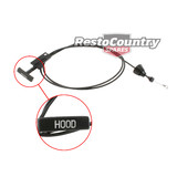 Ford Bonnet Release Cable XD XE XF XG ZJ ZK ZL