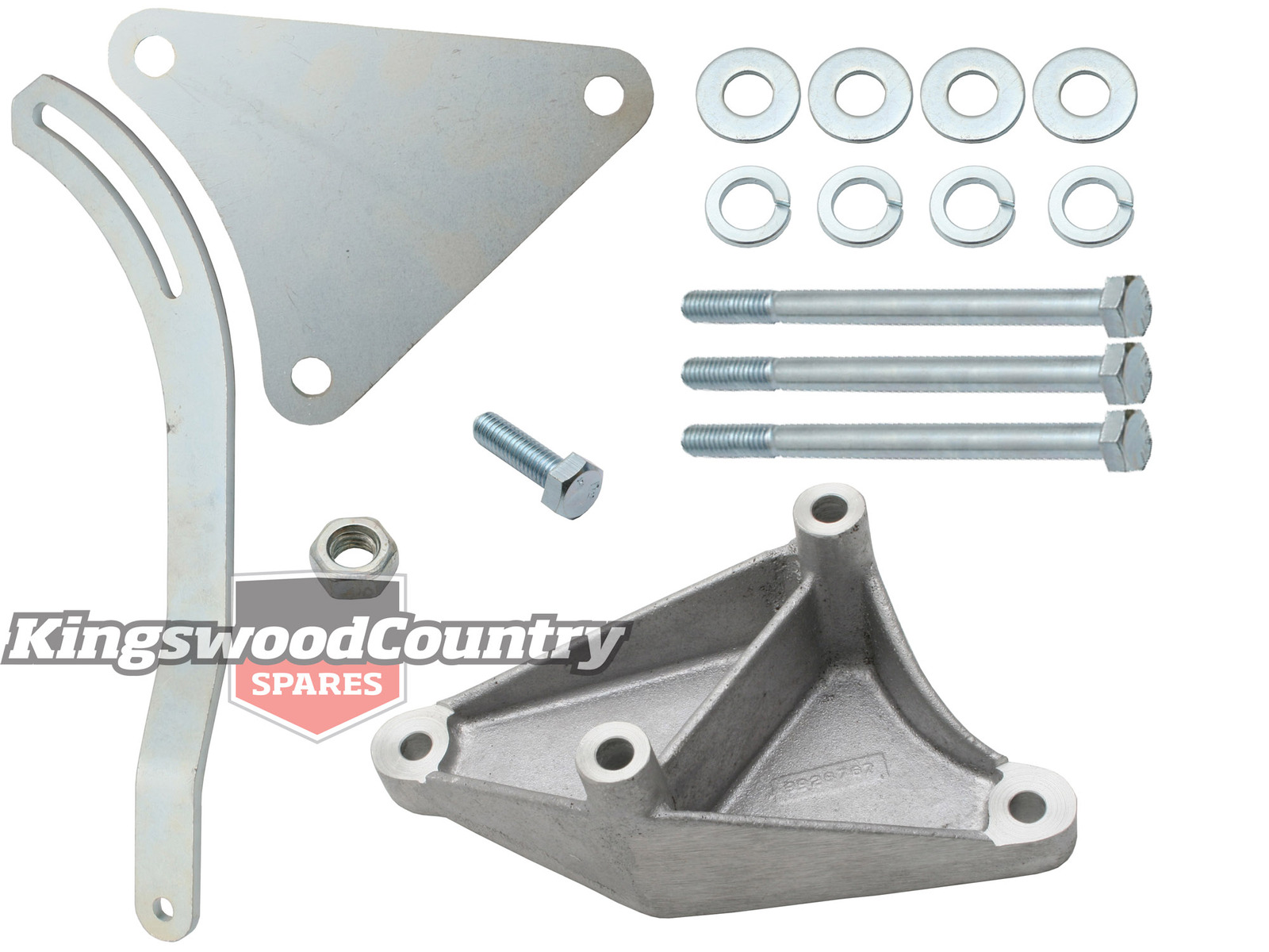 Holden Torana V8 Alternator Mounting Bracket Kit New Lh Lx 253 308 Alternators Parts Diagram