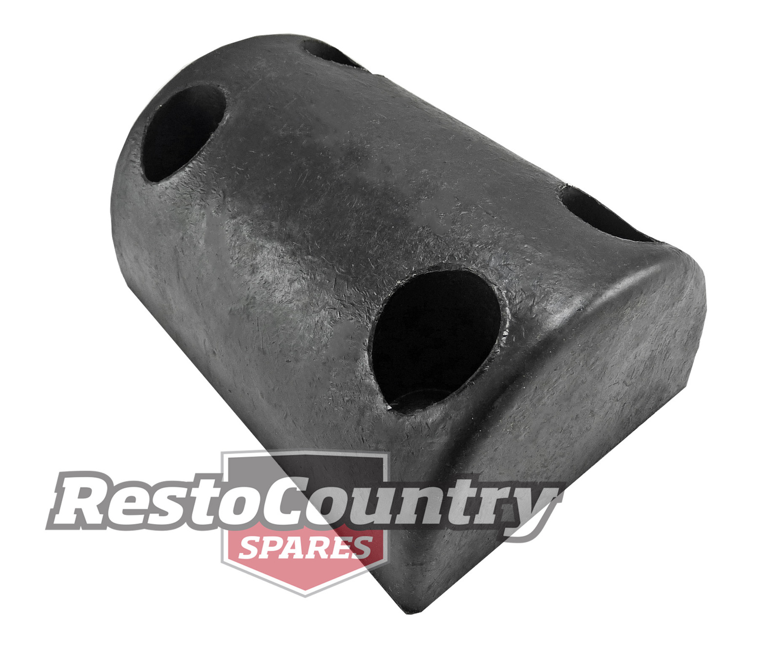 Rubber Buffer Bump Block Heavy Duty 200 X93 X144mm Moulded