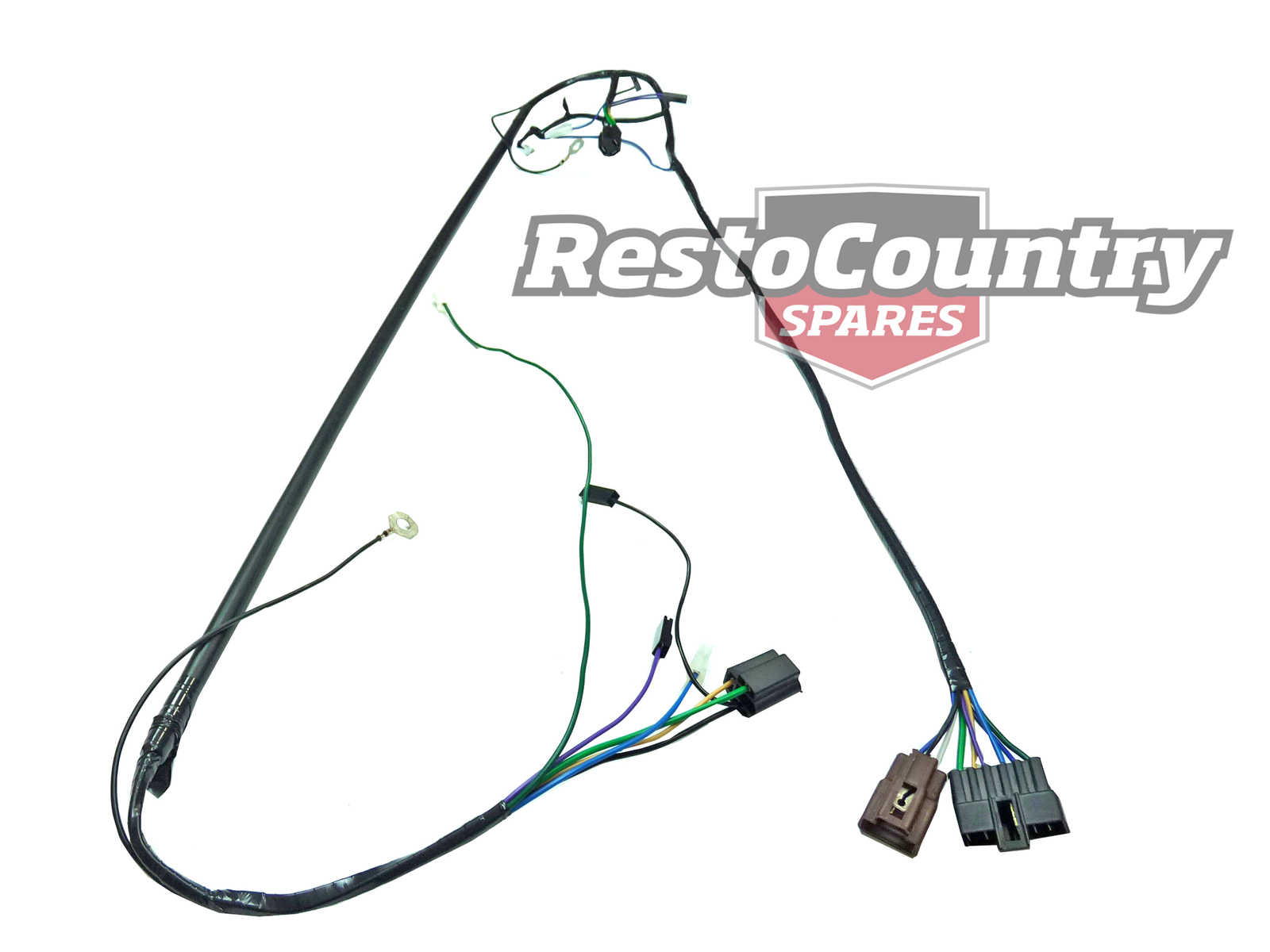 H4 Wiring Harness - Wiring Diagrams on