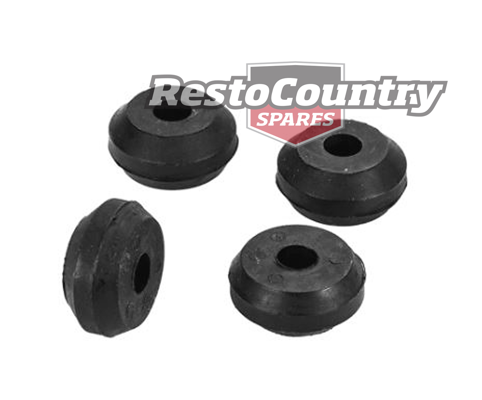 SHOCK ABSORBER BUSHES FOR HOLDEN COMMODORE /& CALAIS BERLINA VB VC VH VK VL x4