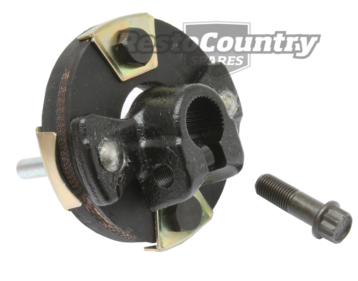 Ford Manual Steering Shaft Flexible Coupling Xw Xy Xa Xb