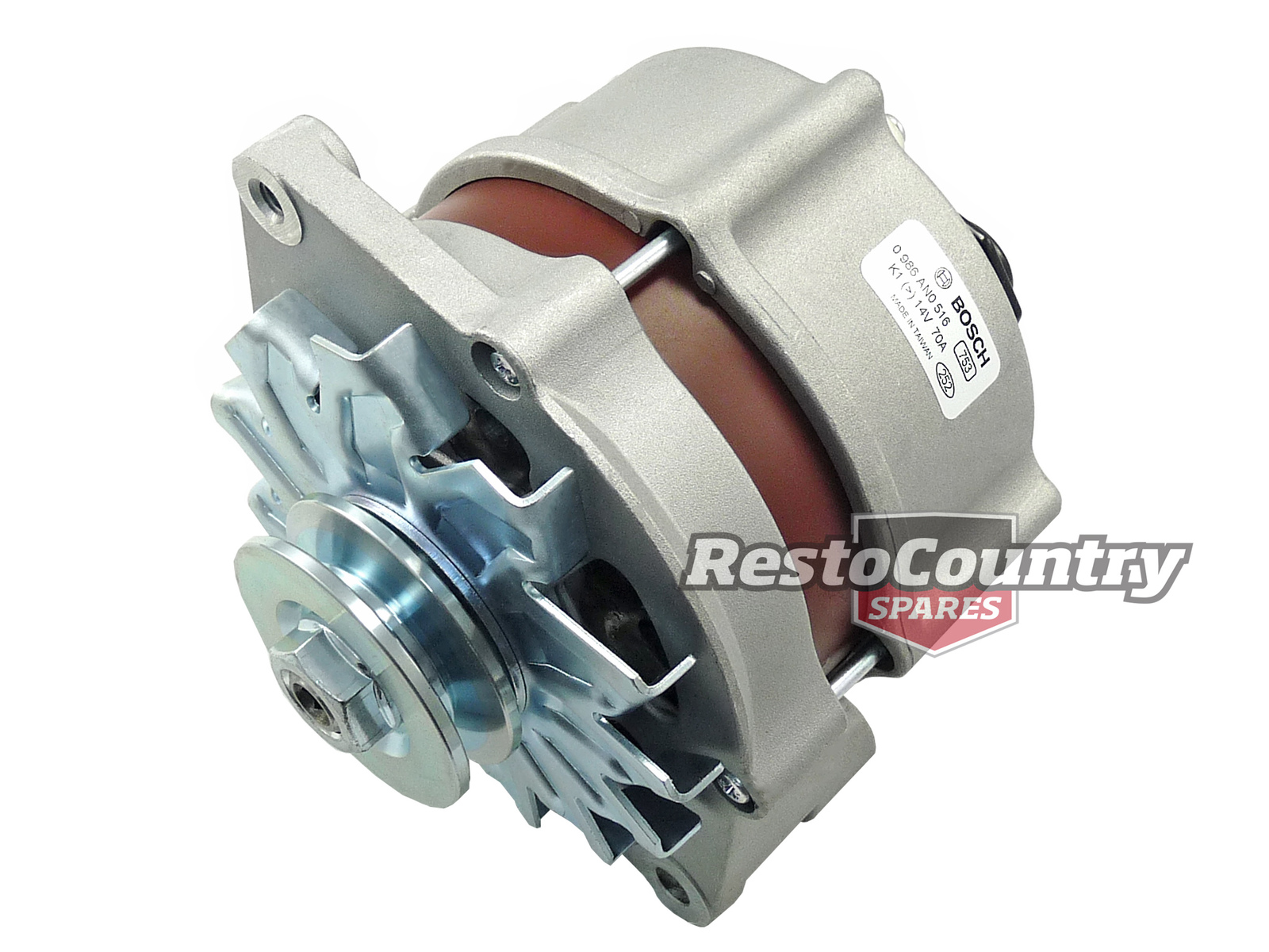 Bosch Alternator Wiring Diagram Holden : Holden bosch alternator a v or cyl internal regulator