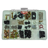 Holden WB Statesman Restoration Kit Clips Bolts Nuts bump  screw