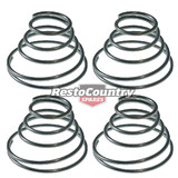 Holden Inner Door / Winder Handle Springs x4 HQ HJ HX HZ WB NEW