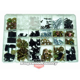 Ford Master Restoration Kit XD XE XF XG.  Bolt Clip Nut Seal Rivet Screw