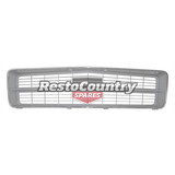 Holden Grille HQ Silver Belmont Kingswood Monaro Exc SS GTS Premier LS +Moulding