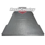 Toyota Hilux Ute Rubber Tray Mat DUAL CAB 2006 - Current Moulded Anti Slip Liner