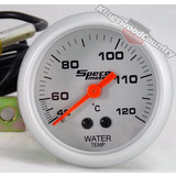 Speco 2 Mechanical Water Temp Gauge 40-120C NEW