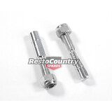 Holden Torana Steering Coupling Cotter Pins Pair LC LJ LH LX UC universal joint