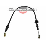 Holden HZ WB V8 Clutch Cable Pull Type